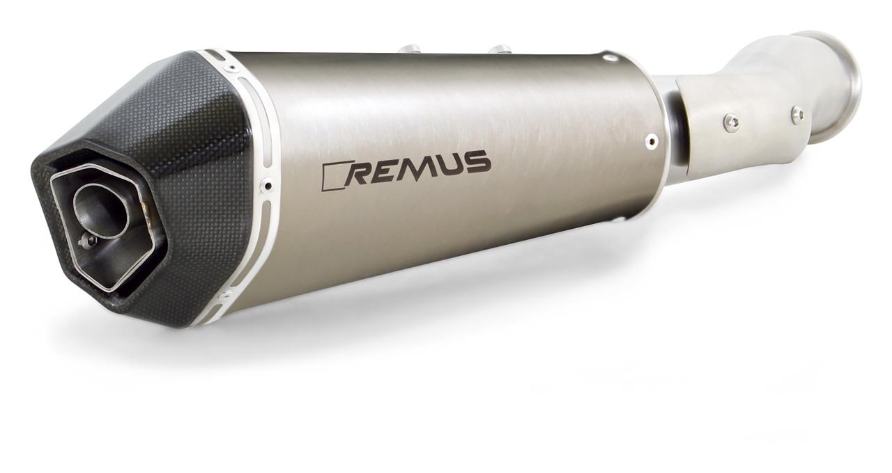 Remus HyperCone Slip-On Exhaust KTM 790 Duke 2018-2019 | 10% ($74 90) Off!