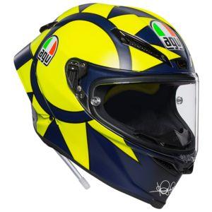AGV Pista GP R Carbon Rossi Soleluna 2018 Helmet