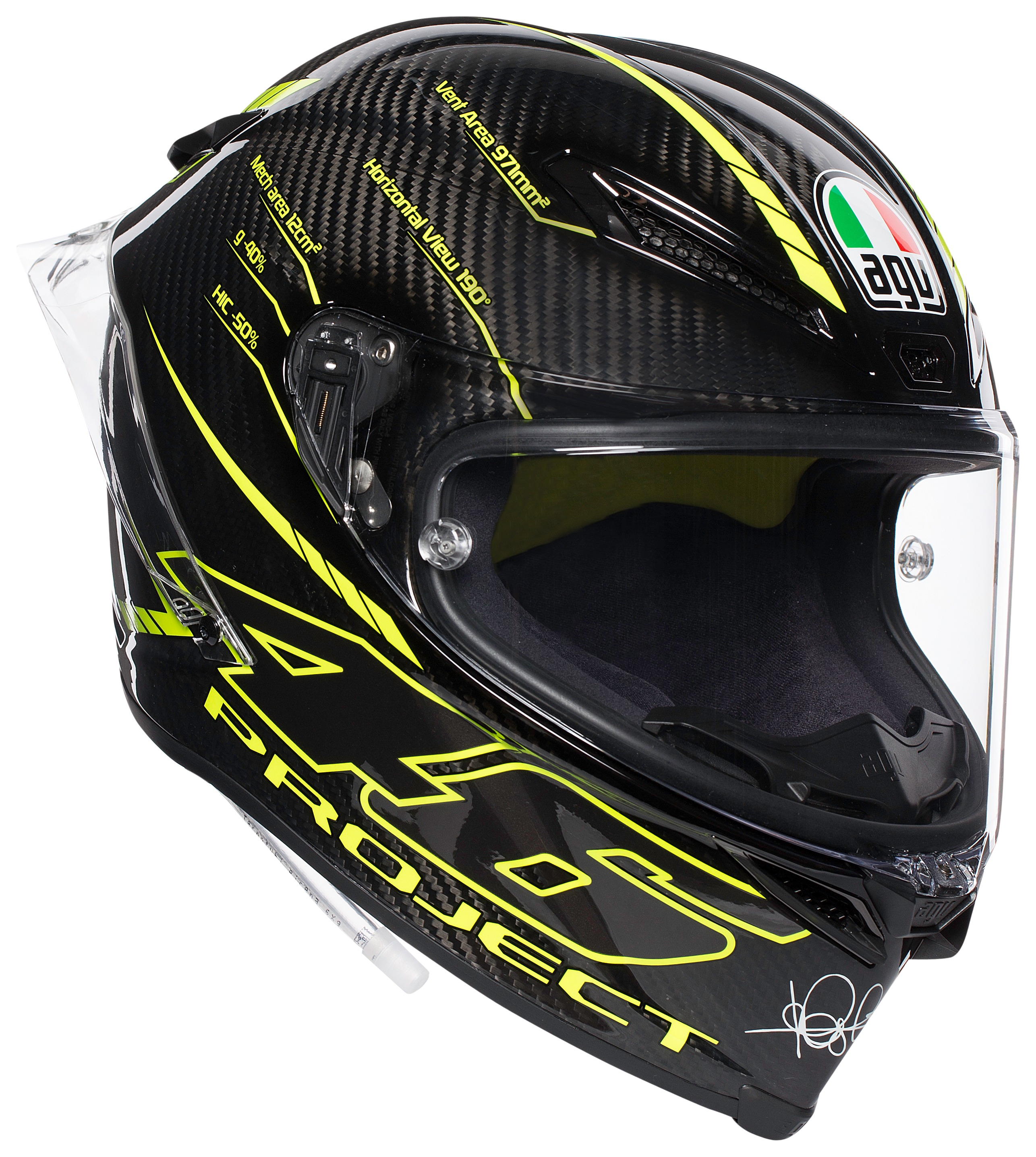 AGV Pista GP R Carbon Helmet - RevZilla