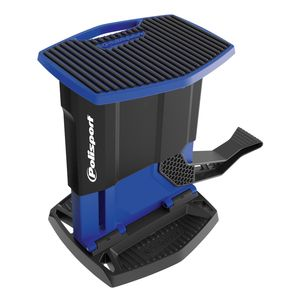 Polisport Lift Bike Stand Blue [Previously Installed]