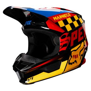 Fox Racing Youth V1 Czar Helmet