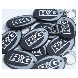 R&G Racing 3D PVC Keyring