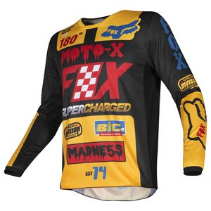 d632d0896d0 Fox Racing Youth 180 Czar Jersey - RevZilla