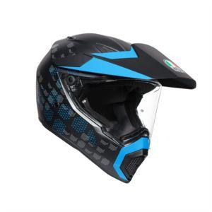 AGV AX9 Antartica Helmet