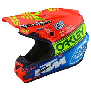 Troy Lee SE4 KTM Team Edition 2 Helmet