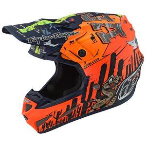 Troy Lee SE4 Baja Helmet