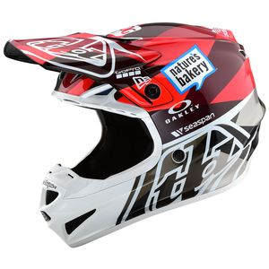 Troy Lee Youth SE4 Polyacrylite Jet Helmet