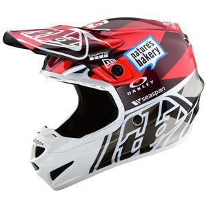 Troy Lee Youth SE4 Polyacrylite Jet Helmet