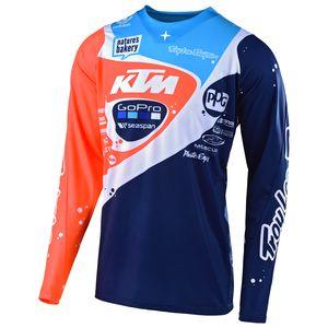 Troy Lee SE Pro KTM Neptune Jersey