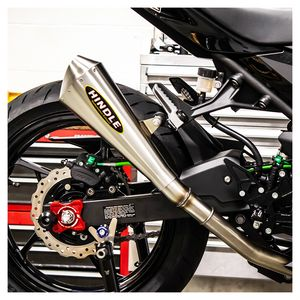 Hindle EVO Megaphone Slip-On Exhaust