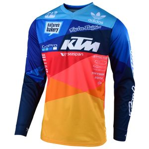 Troy Lee GP Air Jet KTM Team Jersey