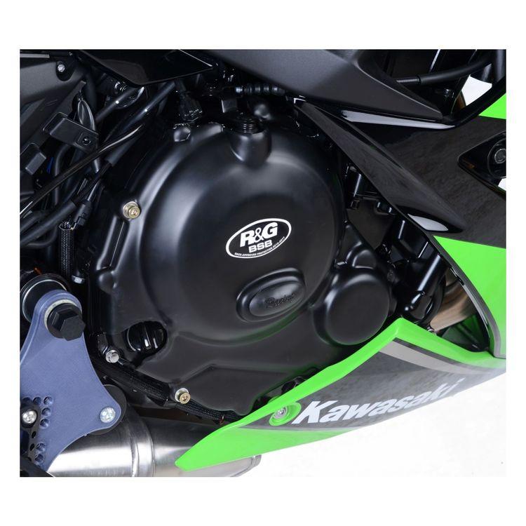 R&G Racing Race Series Engine Cover Set Kawasaki Ninja 400 / Z400 2018-2019