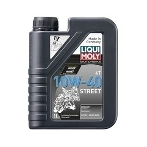 Liqui Moly 4T Street Engine Oil