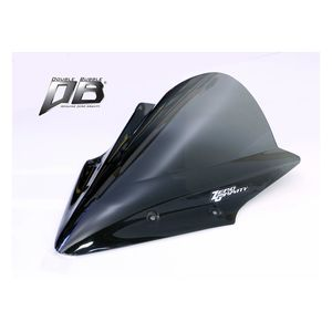 Zero Gravity Double Bubble Windscreen Kawasaki Ninja 650 2017-2019