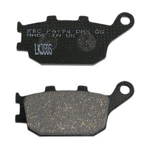 EBC FA215/2 Organic Front and Rear Brake Pads