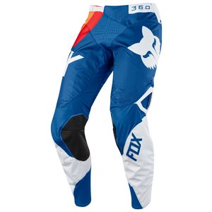 Fox Racing 360 Draftr Pants Blue / 38 [Demo - Good]