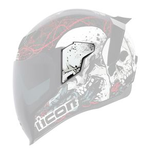 Icon Airflite Skull Side Plates