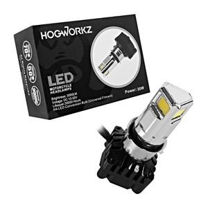 HogWorkz H4 LED Headlight Bulb