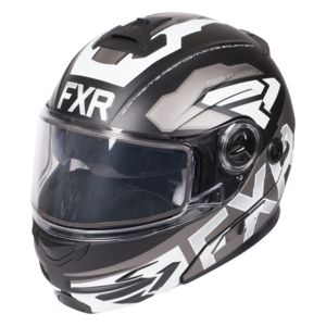 FXR Fuel Modular EVO Helmet - Electric Shield