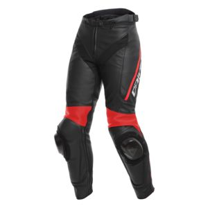 Dainese Delta 3 Women's Leather Pants - Closeout