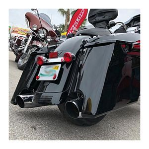 Motorcycle Saddlebag Lid Lifter For Harley Touring Electra Road Glide Street King 2014-2018 Sales Of Quality Assurance Home