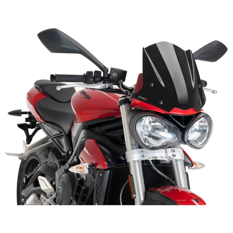 Puig Naked New Generation Windscreen Triumph Street Triple 765 S