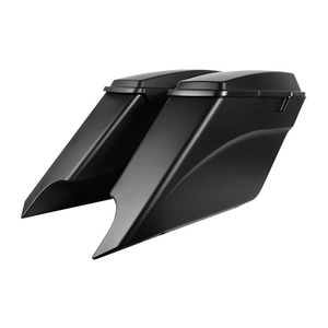 HogWorkz Drop-Out Saddlebags For Harley Touring 1994-2013