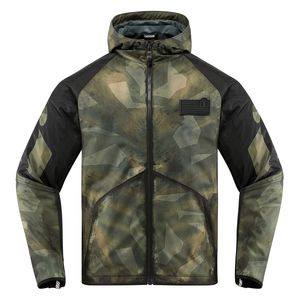 Icon Merc Battlescar Jacket