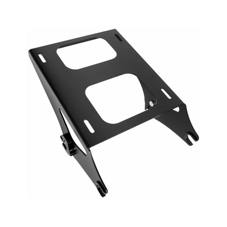 HogWorkz Two-Up Tour Pack Mount For Harley Touring 2009-2020