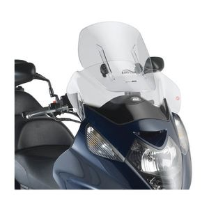 Givi AF214 Airflow Windscreen Honda Silverwing 600 2001-2013 Clear [Blemished - Very Good]