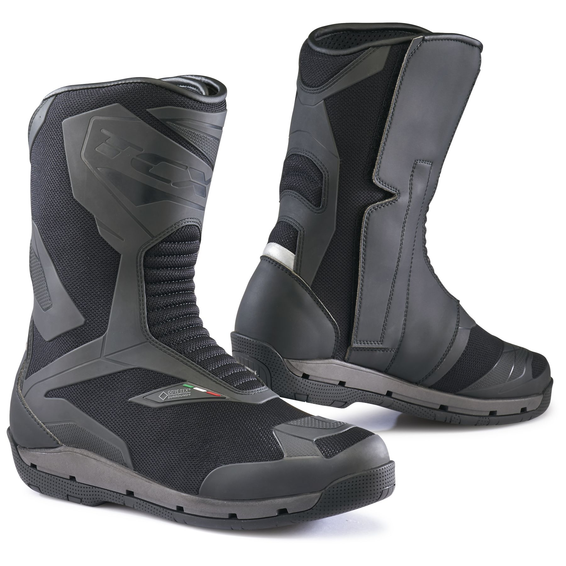 TCX Boots Mens Explorer EVO Gore-Tex Boots Black Size 47//Size 12.5