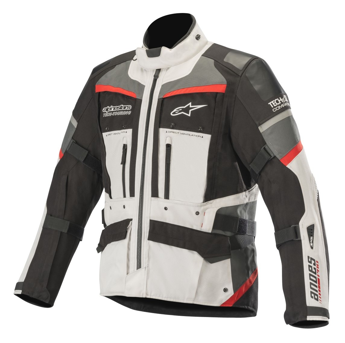 Alpinestars Andes Drystar V2 Jacket Motorcycle Street Bike Touring Waterproof