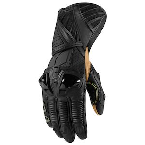 Icon Hypersport Pro Long Gloves - Closeout