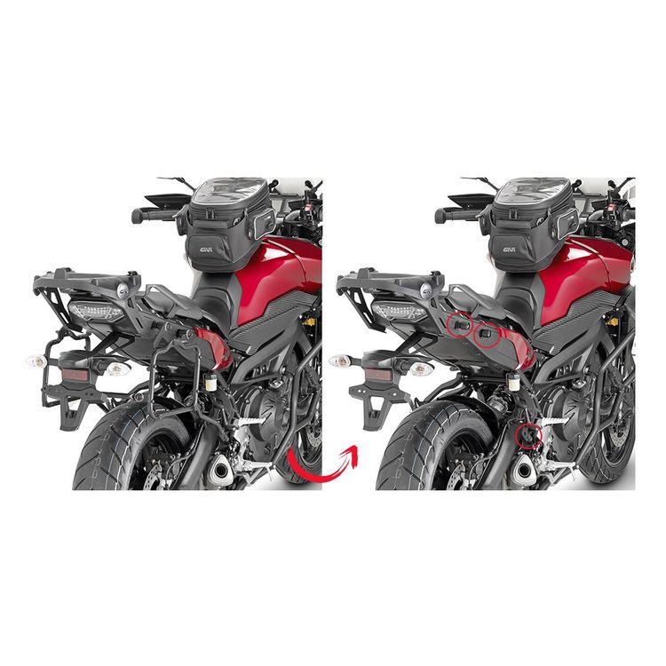 Givi PLR2139 Rapid Release Side Case Racks Yamaha Tracer 900 / GT 2019-2020