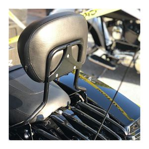 Harley Davidson Seats, Sissy Bars & Backrests - RevZilla