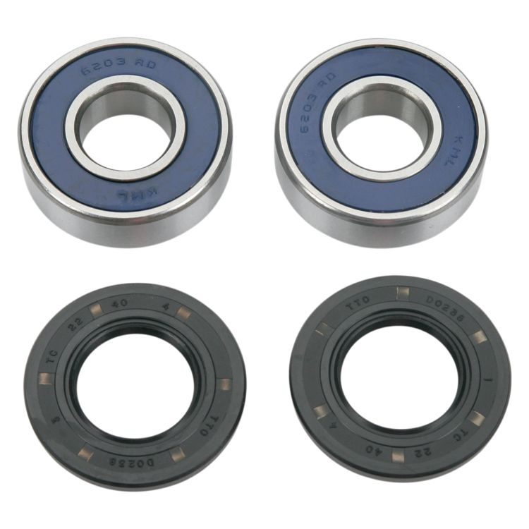 Moose Racing Front Wheel Bearing Kit Kawasaki 125cc-500cc 1985-1993