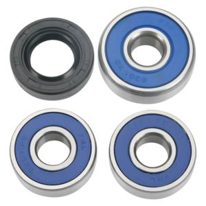 Moose Racing Front Wheel Bearing Kit Suzuki 100cc-250cc 1977-1990