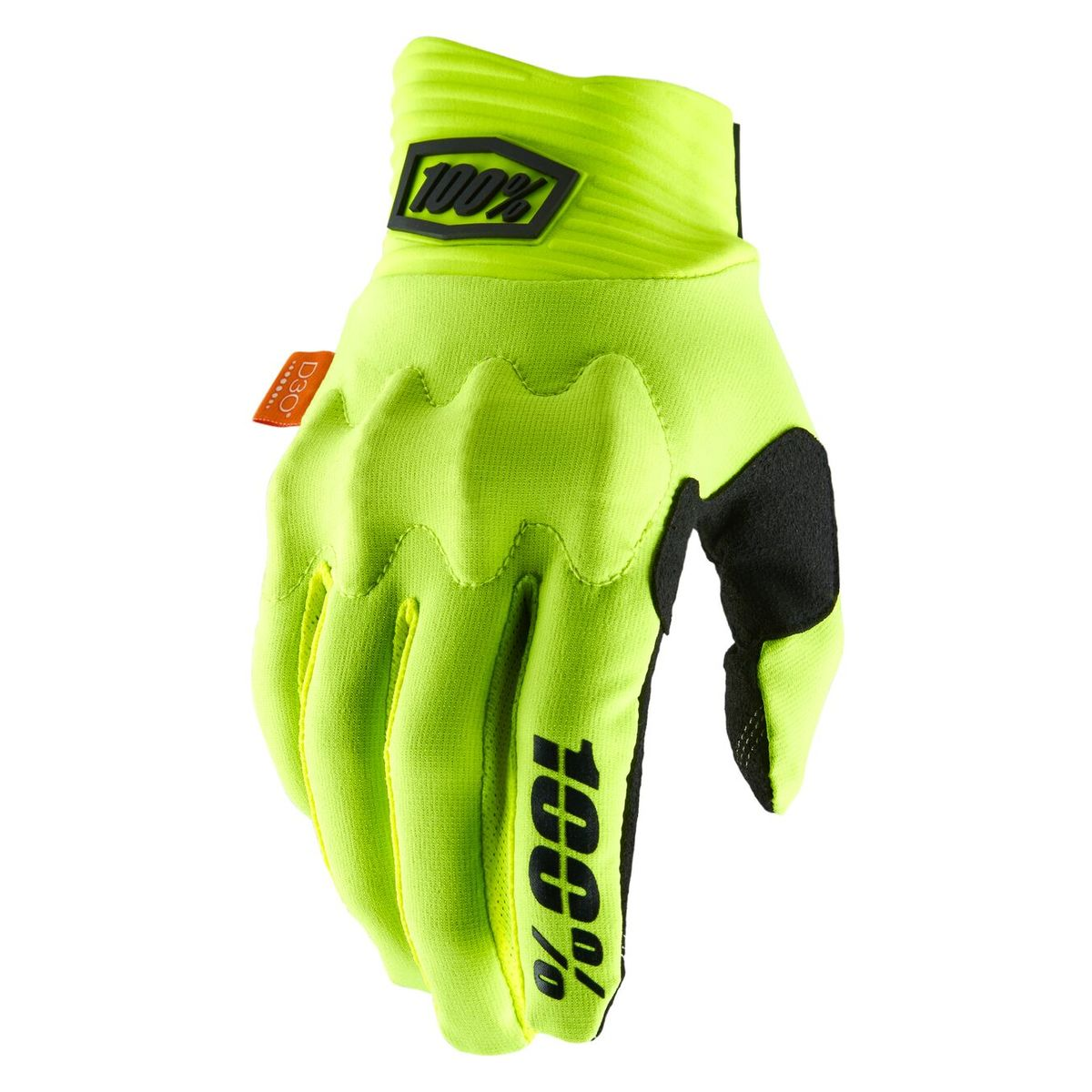 Cycling Full Finger Gloves 100/% Cognito D30 Orange Large