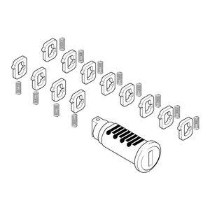 BMW Vario Case Lock Cylinder Kit F750GS / F850GS / ADV / F900R / F900XR