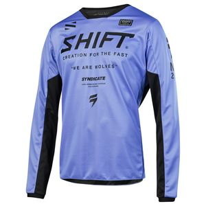Shift Whit3 Label Muse Jersey