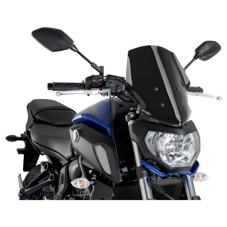 Puig Naked New Generation Windscreen Yamaha Vmax 1700 2009