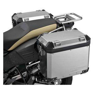 BMW Aluminum Side Cases F800GS / Adventure
