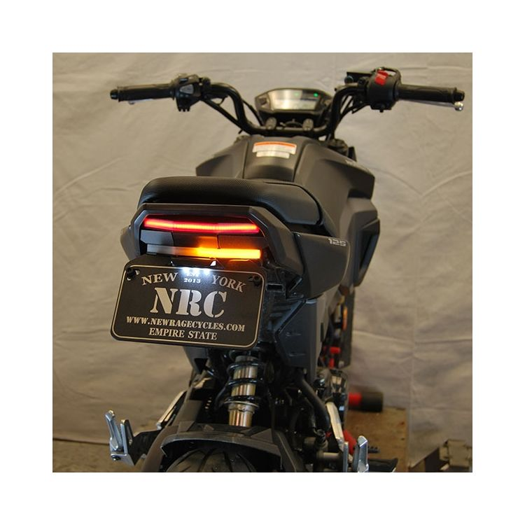 New Rage Cycles LED Fender Eliminator Honda Grom 2014-2015