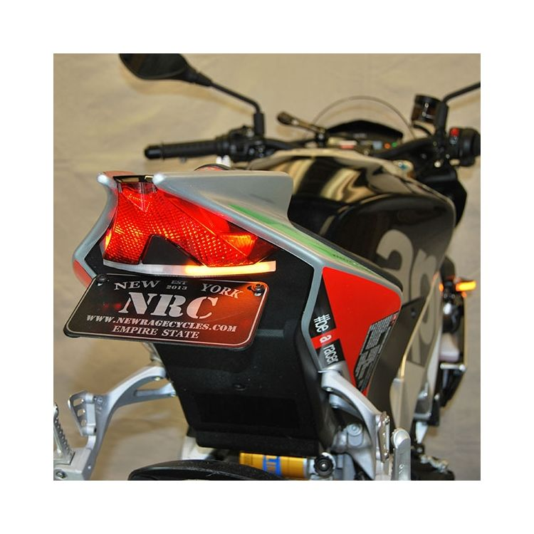 New Rage Cycles LED Fender Eliminator Aprilia RSV4