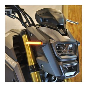New Rage Cycles LED Front Turn Signals Honda Grom 2014-2020