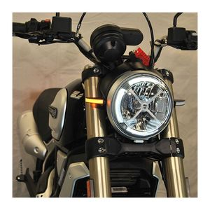 New Rage Cycles LED Front Turn Signals Ducati Scrambler 1100 2018-2020