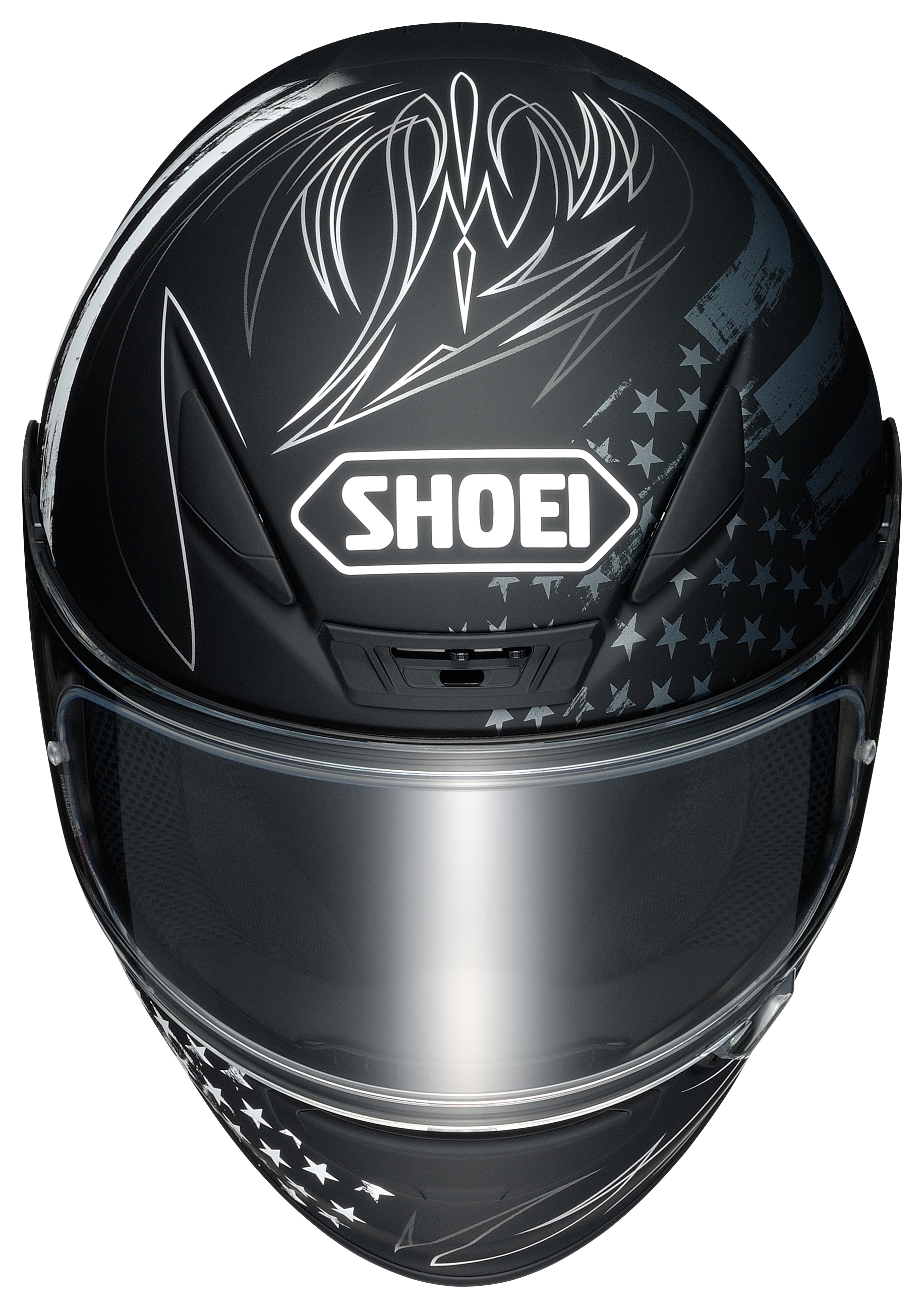 58a8566a Shoei RF-1200 Dedicated Helmet - RevZilla