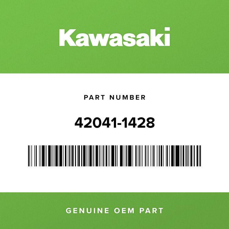 Kawasaki SPROCKET-HUB, 51T, STEEL 42041-1428