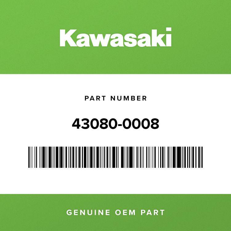Kawasaki CALIPER-SUB-ASSY, FR, LH 43080-0008