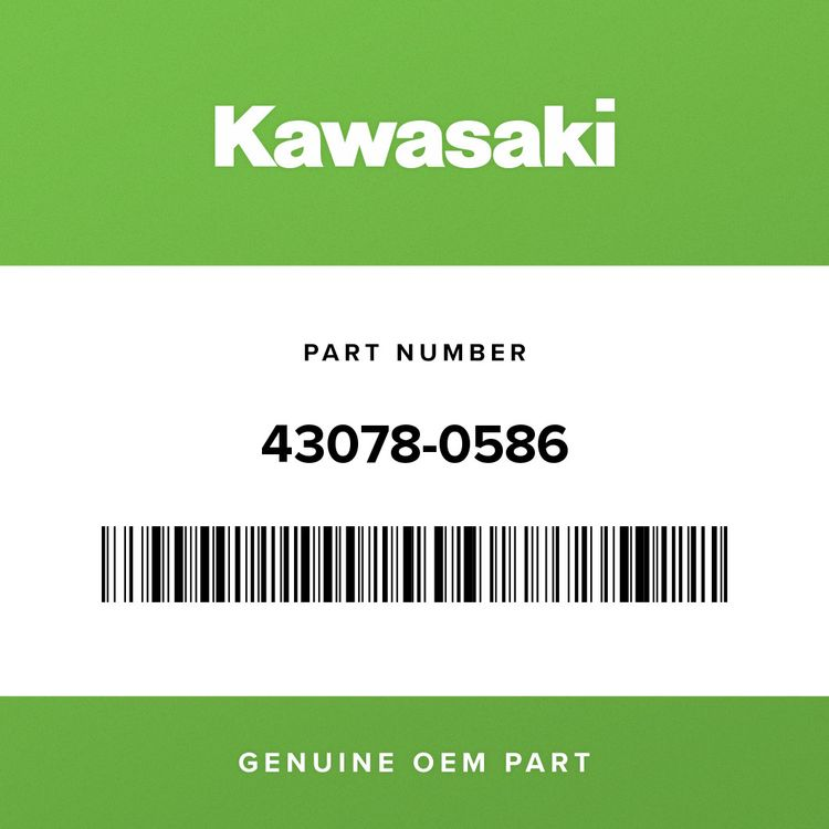 Kawasaki RESERVOIR 43078-0586